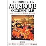 HISTOIRE DE LA MUSIQUE OCCIDENTALE