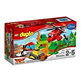 Lego Duplo fire-and-rescue team 10538