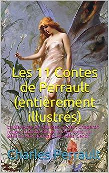 foto de Amazon com: Les 11 Contes de Perrault (entièrement