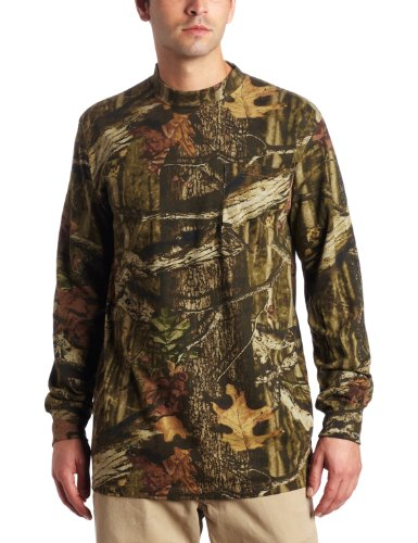 Russell Outdoors Men's Explorer Long Sleeve T-Shirt (Infinity, 3X) ()