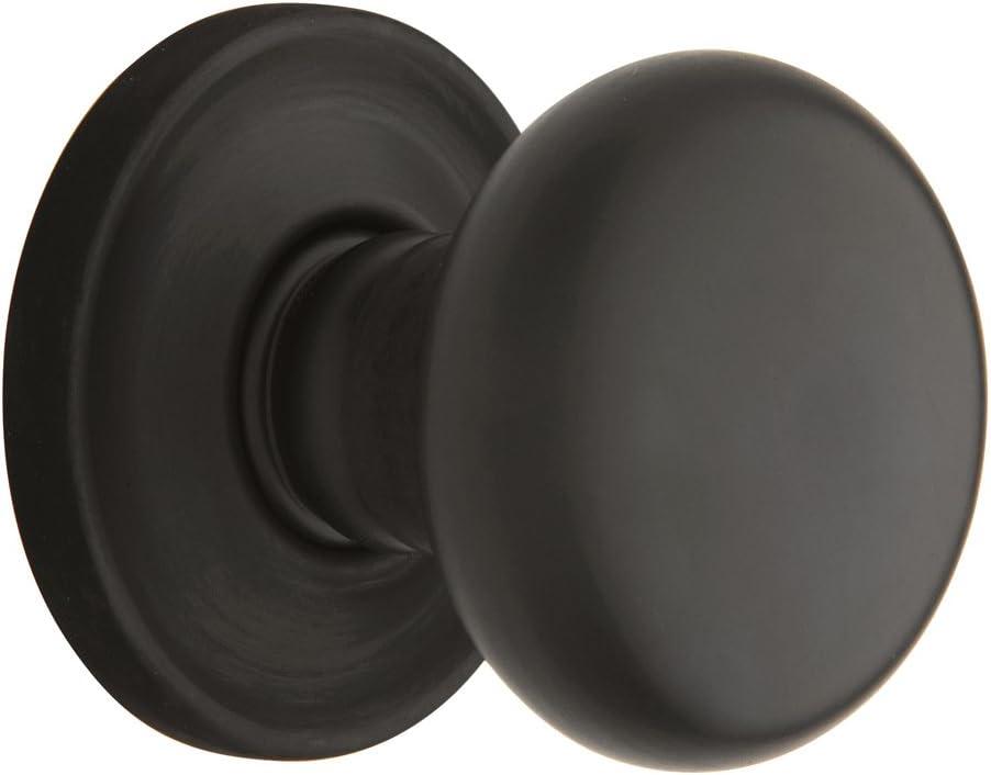 Baldwin 5015.102.IDM Solid Brass Door Knob