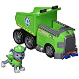 Paw Patrol 20087674-6040270 Rocky'S Recycle Dump Truck Vehicle with Figure