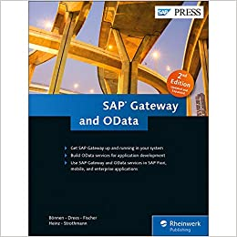 SAP Gateway and OData (2nd Edition) (SAP PRESS): Carsten