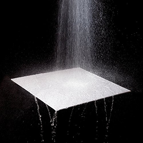 Genesis 751-00 Ceiling Tile Drop Grid Fast and Easy Installation, 2 x 2 Tile, Drifts White