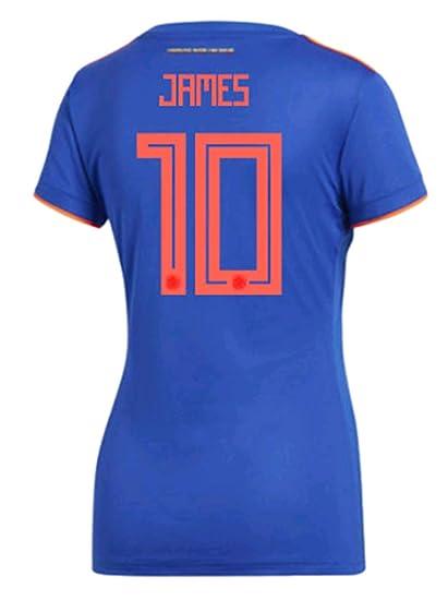 reputable site 47b67 3b23e Amazon.com : STHIY 2019 Copa América Colombia James ...