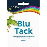 1 x Bostik Blu Tack Mastic Adhesive Putty Non Toxic White 60g 801127