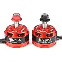 New Racerstar Racing Edition 2205S BR2205S 2300KV 2-4S Brushless Motor For X210 220 QAV250 FPV Frame By KTOY