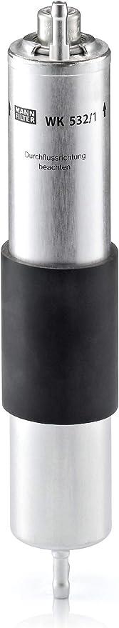 Original Mann Filter Kraftstofffilter Wk 532 1 Für Pkw Auto