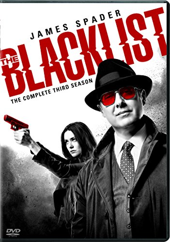The Blacklist: Season 3 by Sony Pictures Home Entertainment