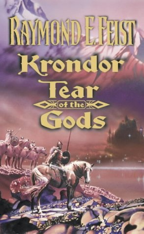 Krondor: Tear of the Gods (The Riftwar Legacy, #3)