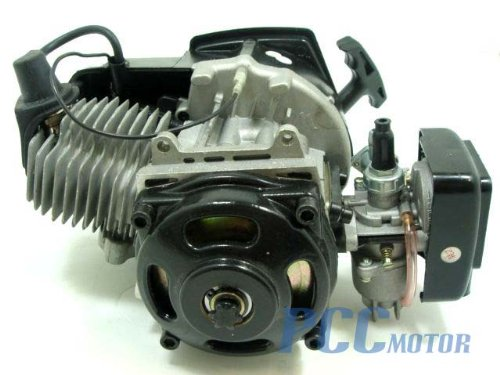 51P6HFicwIL amazon com 7lmf mini pocket bike 2 stroke engine motor 49cc parts 49cc 2 stroke engine diagram at suagrazia.org
