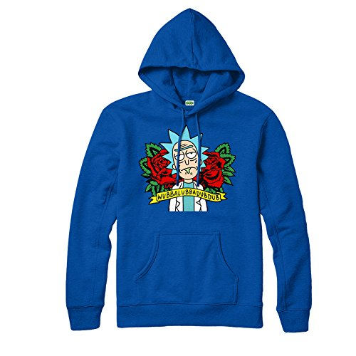Spoofy Top Royal Lubba Design Hoodie Tv Adult Dub Inspired Wubba Clothing 1qnZr1S