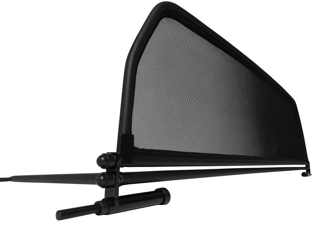 Windschott f/ür EOS in schwarz mit Federspanner 2010-2016