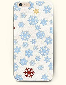 OFFIT iPhone 6 Plus Case 5.5 Inches Christmas Tree and Socks