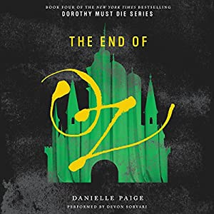 The End of Oz Audiobook