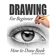 Drawing for Beginner: How to Draw Book, Easy Step-by-Step Drawing tutorials, Learn to Draw Realistic Drawings, The Ultimate Guide for Drawing, Sketching, Graphite Pencil Art, Draw, Realism, Graphite