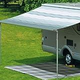 Arisol - Toldo para caravana (medidas: 250 x 400 cm)
