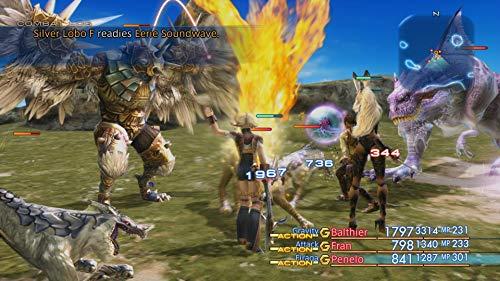 Final Fantasy XII The Zodiac Age - Nintendo Switch 2