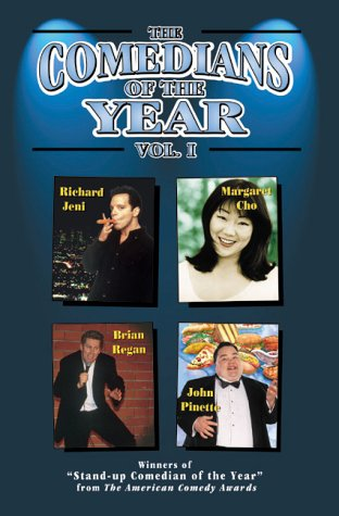 The Comedians of the Year: Volume 1 (Comedian Brian Regan)