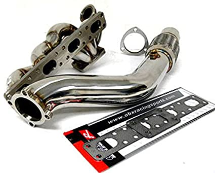 Image Unavailable. Image not available for. Color: OBX TURBO HEADER MANIFOLD BMW E36 M42 M44 318i ...