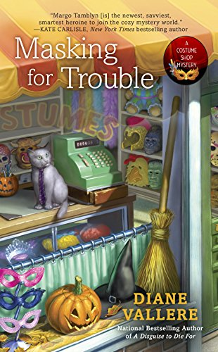 Masking for Trouble (A Costume Shop Mystery Book 2)