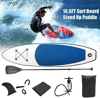 ANAN 290x80x10cm Tabla de Surf Inflable Tabla de Surf Stand Up ...