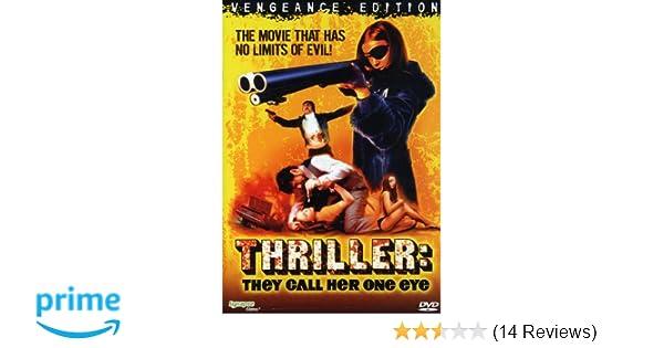 6991b65fd8e Amazon.com: Thriller: They Call Her One Eye: Solveig Andersson, Per-Axel  Arosenius, Heinz Hopf, Björn Kristiansson, Christina Lindberg, Hildur  Lindberg, ...
