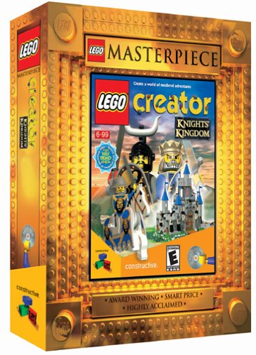 Creator Knight's Kingdom Masterpiece (Jewel Case) - PC