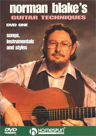 - Norman Blake's Guitar Techniques DVD 1: Songs, Instrumentals and Styles