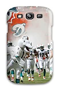 Hot Tpye Miamiolphins Case Cover For Galaxy S3