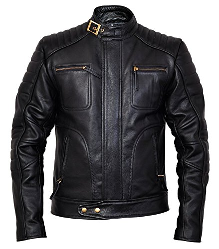 Designer jackets Jacket Mens for mens Leather Weybridge LONDON Leather Charlie F1qwU