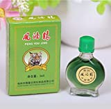 relieve Tiger Essential Balm Refreshing Oil Carminative Anti-itch Mosquito Bites Relieve Pain by STCorps7