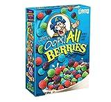 Quaker Captain Crunch Opps - All Berries Cereal 326g Box