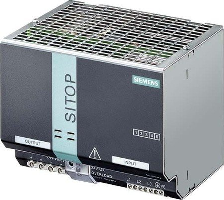 Siemens 6EP1336-3BA00 1-Phase SITOP Modular Power Supply 24VDC 20A 480W by Siemens (Image #1)