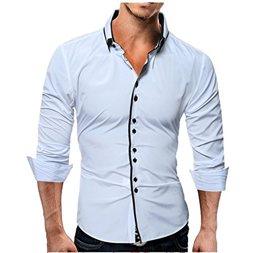 dress shirts size conversion - 4