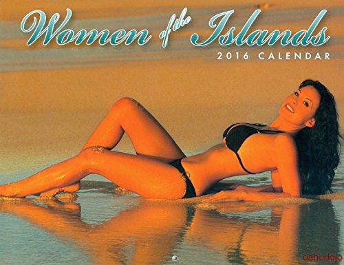 Women of the Islands 2016 Wall Calendar