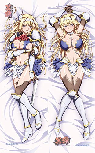 [a1c][animepillowcase] 『Kuroinu』 Princess Knight Alicia version3 Japanese Anime Hugs BodyPillowcase【Separate Specification】 with Special ()