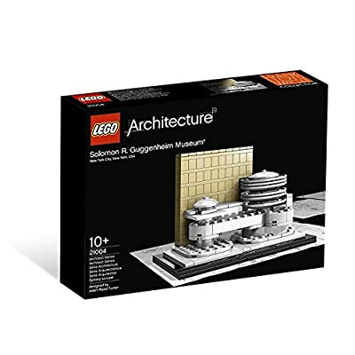 LEGO Architecture Solomon R. Guggenheim Museum (21004): Toys & Games