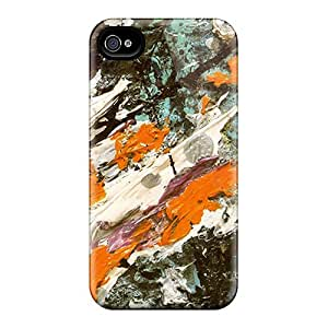 Hot RiT12121Agju Cases Covers Protector For Iphone 4/4s- Mix