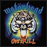 Motorhead Overkill Patch Album Cover Art Heavy