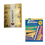 Accent on Achievement Book 1 tenor saxophone Deluxe edition with Band Folder