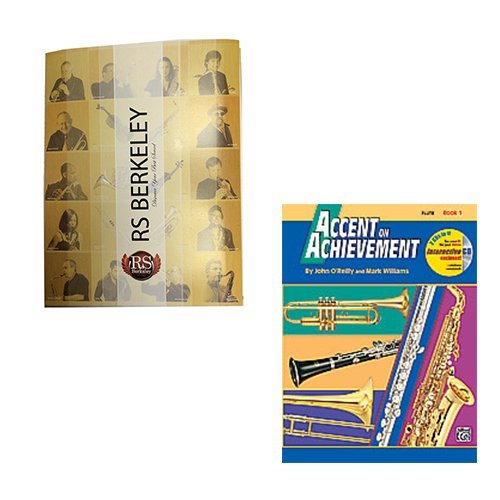 Accent on Achievement Book 1 clarinet Deluxe edition with Band ()
