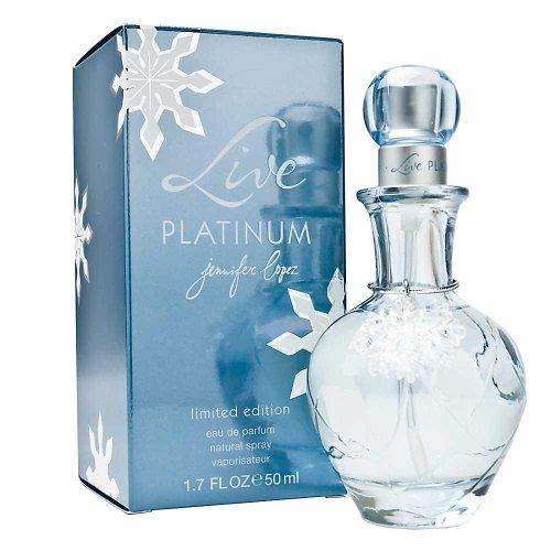 Live Platinum by Jennifer Lopez for Women. Eau De Parfum Spr..