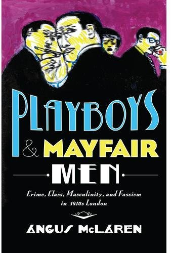 Cartier Jewels (Playboys and Mayfair Men: Crime, Class, Masculinity, and Fascism in 1930s London)