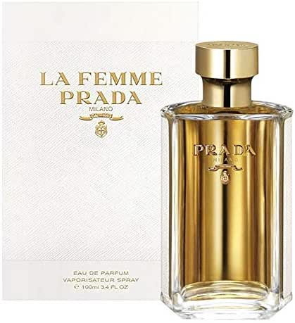 Prádá La Femme by Prádá For Women Eau de Parfum Spray 3.4 OZ./ 100 ml.