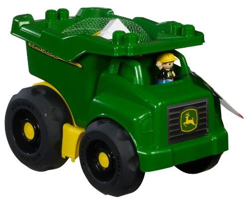 Mega Blocks Dump Truck (Mega Bloks John Deere Dump Truck)