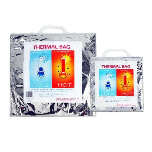 Borse per il trasporto di alimenti termici isolati a freddo - X-Large o Medium Bag Size X-5991