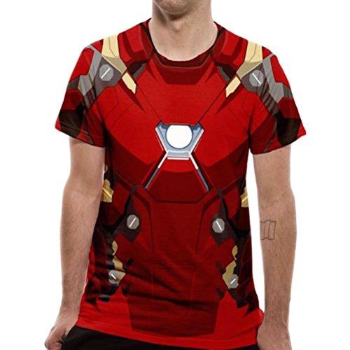 Iron Man - Clothing Uk Ironman