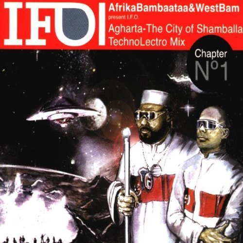 Agharta-City of Shamball by Bambaataa, Afrika (1998-11-10)