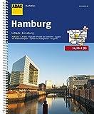ADAC Stadtatlas Hamburg mit Lübeck, Lüneburg 1:20 000 (ADAC Stadtatlanten 1:20.000)